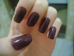 Ameixa - Avon (sarinags_) Tags: avon escuro capricho ameixa esmalte clubedoesmalte