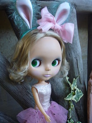 My Ballerina Bunny!!