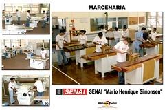 Marcenaria (SENAI Piracicaba Vila) Tags: curso senai marceneiro
