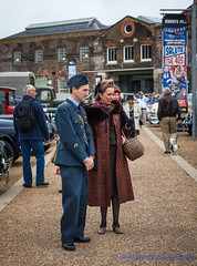 IMG_5946_Salute To The 40's 2016 (GRAHAM CHRIMES) Tags: salutetothe40s 2016 salute2016 chatham chathamhistoricdockyard vintage vehicle vintageshow heritage historic livinghistory reenactment reenactors dockyard 40s 40sdress 40sstyle 40svintage celebration actors british britishheritage wwwheritagephotoscouk commemorate