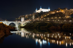 Toledo 1 (davidherraezcalzada) Tags: architecture toledo spain city europe building travel landmark tourism view famous outdoor ancient old panoramic medieval landscape alcazar town castle spanish tower unesco palace historic traditional sky hill river day bridge heritage european stone fortification green facade history scene blue culture destination cathedral panorama cityscape tajo gate skyline madrid dusk