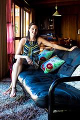 Jo (stevemarijanich) Tags: canon lady jo lounge naturallight tamron portrait perth wa australian aussie
