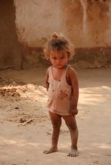 small children in village (ccullen222) Tags: india kids children kid nikon asia village child rajasthan 2010 d80