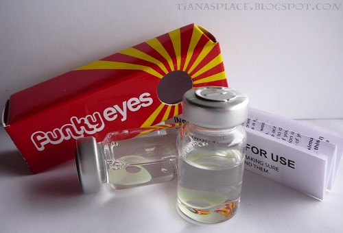 Funky Eyes - Witches Eye contact lenses #6