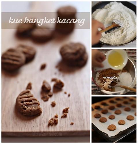 (Indonesian Food) Kue Bangket Kacang