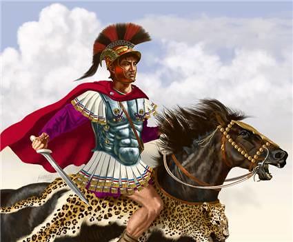 Pirro, rey del Epiro(0f59)