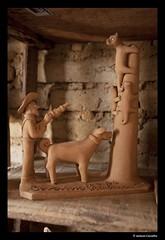 Caador de Gatos Maracaj (Jackson Carvalho) Tags: ceramica photography photo casa