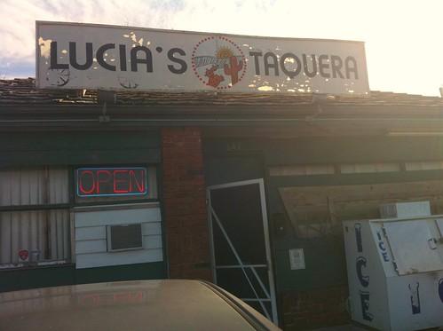 Lucia's exterior