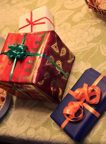 gave til forældres bryllupsdag
