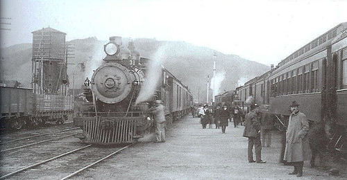 Niles Station 1913