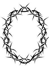 MOLDURA (Black Crown . tribal) Tags: white black art branco illustration dark skeleton skull design arte tribal preto molding e frame tatoo desenho escuro ilustraçao
