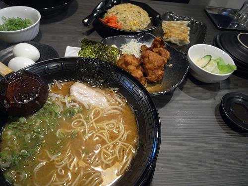 大阪拉麺食堂大将@橿原市-12
