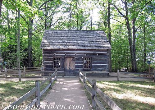 Hessler Log Cabin