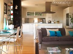 Salon-cocina-comedor (Decoratrix.com) Tags: kitchen chair livingroom cocina sofa silla salon dinningroom comedor espcomedor espsalon espcocina capiso