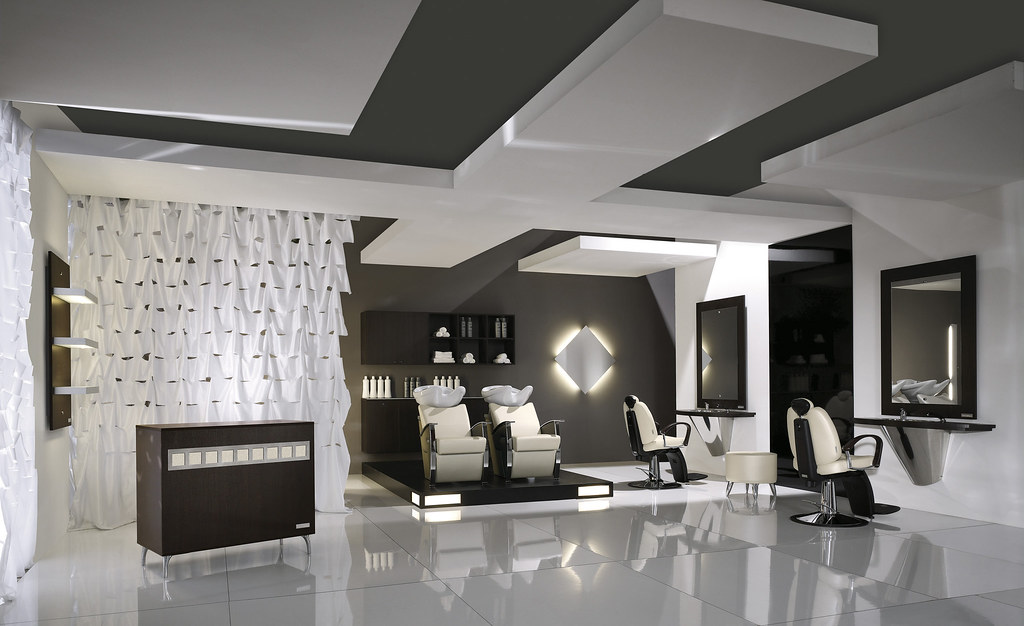 The world 39 s best photos of ambience and salon flickr for Arredamento barbiere