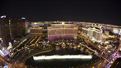 Bellagio Fountains-Las Vegas