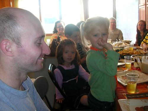 Nov 25 2010 Shanna and Rachel