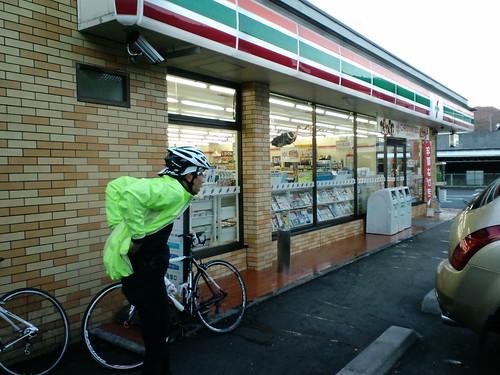 セブンイレブン青梅二俣尾店