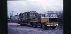 GAA981N 1974 Volvo F88 (21c101) Tags: 1974 volvo 1987 devon f88 winkleigh leylandlion