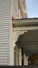 Somebody Cared (seedmoney1) Tags: historicarchitecture curritucknc trimdetail poynergeneralstore