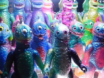 Gargamel Rotofugi Show 2010