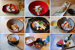 the secret (towards light) Tags: food japan dessert kyoto sashimi gion misosoup japaneserice gourmetfood culinarydelight traditionaljapaneserestaurant
