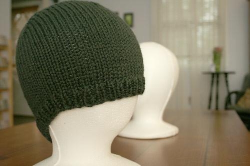 Hat 4 - Simple Gray Hat