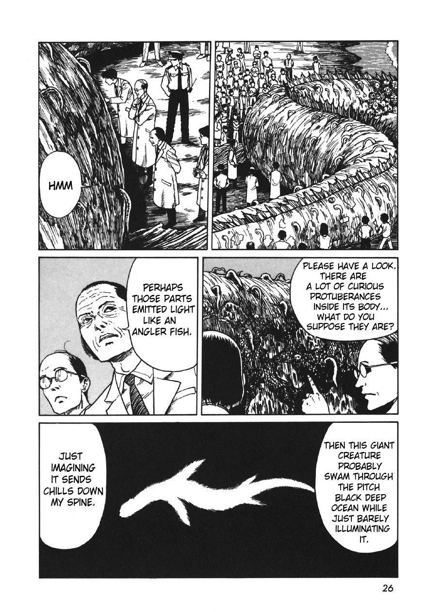 Junji Ito - Thing That Drifted Ashore 8