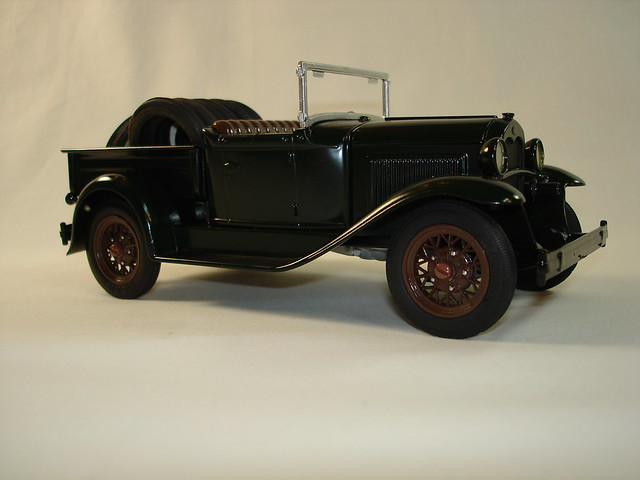 ford model kit diecast hubley