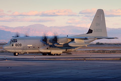 "Lockheed KC-130J Hercules BuNo 165809, VMGR-252 ""Otis"" (Joe_Copalman) Tags: small"