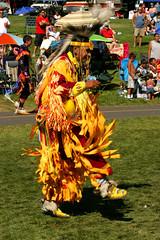 Heritage Dance (Visit Spokane) Tags: park city men heritage washington dance spokane dancers dancing native feathers americans wa indians powwow