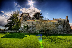 Gradisca fortified castle (SLO-D300) Tags: trip travel venice house castle tourism beautiful photoshop wonderful nice fantastic nikon perfect italia republic tour fort awesome sigma tourist journey stunning lovely incredible bastion 1020 hdr gradisca turism fortified aquileia d300 austriahungary patriarchate turist eggenberg habsburg photomatix italija disonzo colorphotoaward brathtaking slod300