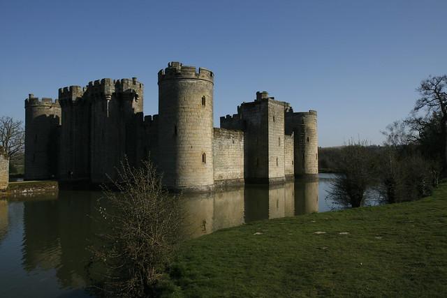 Bodiham Castle