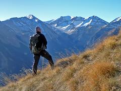Escursionismo Sibillini - Versante sud della Sibilla