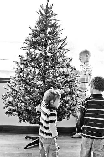 Day 3- tree decorating-10
