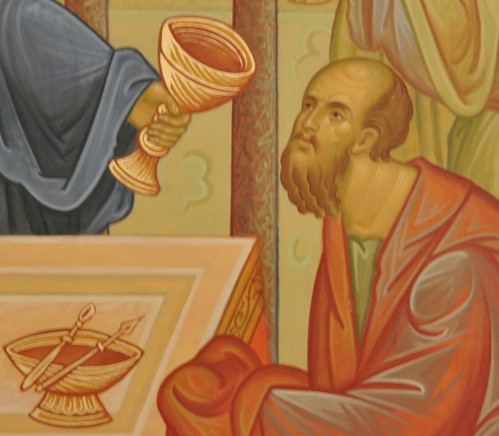Communion of St. Paul