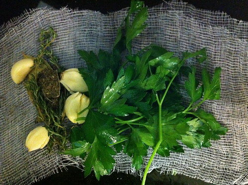 Bouquet Garni for Chicken Stock