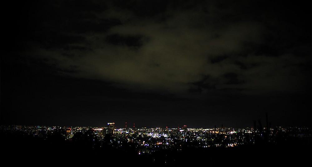 Kanazawa's night view 金沢の夜景