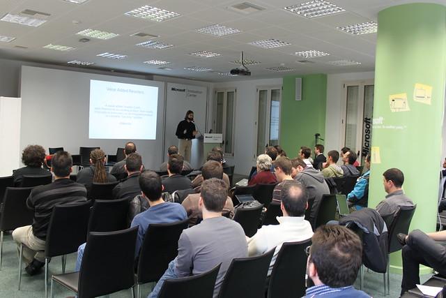 Φωτογραφία από το 3ο DrupalCamp Athens
