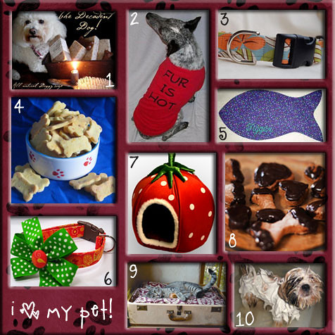 funky gift guide: pets