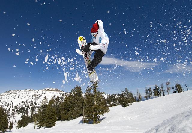 Bogus Basin Claim Jumper terrain park