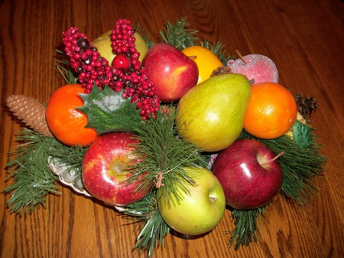 Fwd: Fw: Fresh Fruit Centerpiece