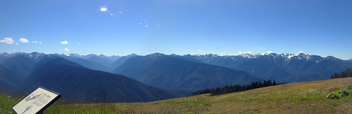 Hurricane Ridge, Washington