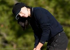 Maria (poodlegolf) Tags: ladies sports sport golf championship spain european tour open tournament masters lamanga let golfer 2010 1stround ladieseuropeantour mariaverchenova finalqschool