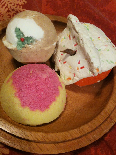 Scret Santa Lush Goodies