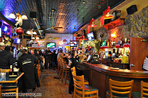 Bar Area at Shamrock's ~ St Paul, MN