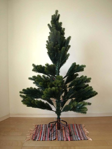 PLASTIFLOR クリスマスツリー