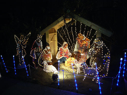 クリスマス@親愛幼稚園(奈良基督教会)-05