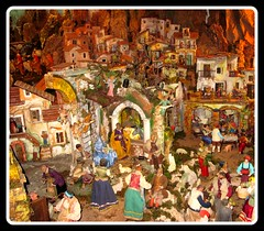 IL PRESEPE  al Santuario di San Francesco di Paola ( Cosenza Calabria Italia ) (Mardiam40/Gabriele...) Tags: calabria chiese presepi kartpostal bellitalia concordians platinumheartaward 100commentgroup mardiam40 fotopedia mygearandmepremium