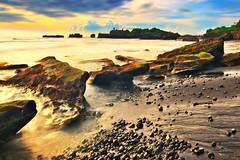 Mengening beach # 14 (Vincent Herry) Tags: bali landscape kuta slowspeed mengeningbeach